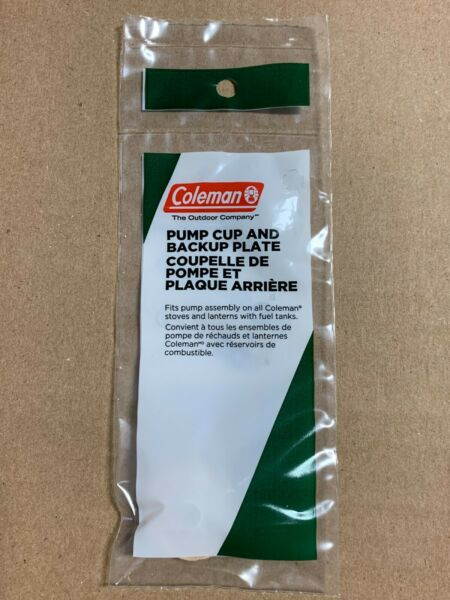 Coleman Pump Cup And Backup Plate; 3000005094 $9.89