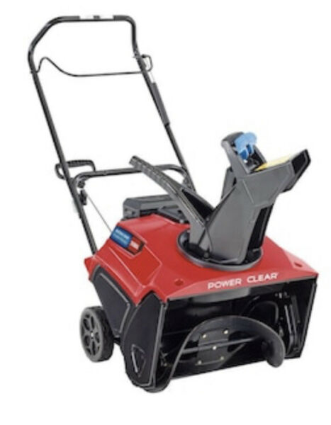 Toro Power Clear 21quot; Single Stage Self Propelled Gas Snow Blower 38753