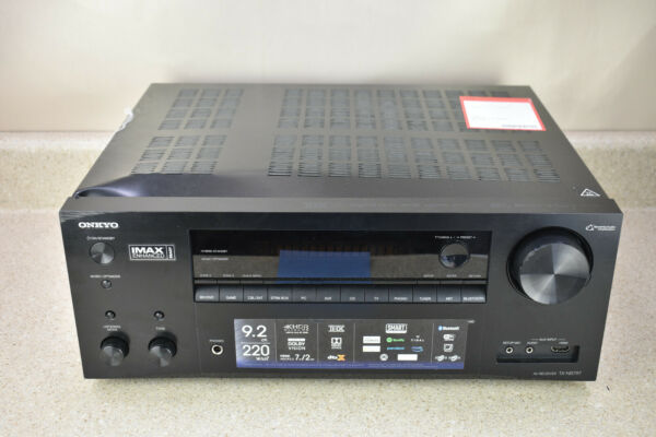 READ FOR PARTS Onkyo TX NR797 Home Theater Receiver 4k Ultra HD #4 Z2 $264.32