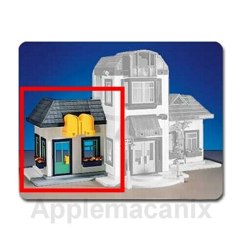 Playmobil 7417 City House Addition 4 System X Extension for 3988 Police Station $69.90
