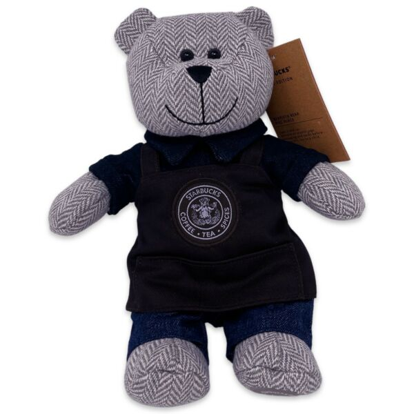 Original First Starbucks Pike Place Bearista Bear Barista 2020 New Release