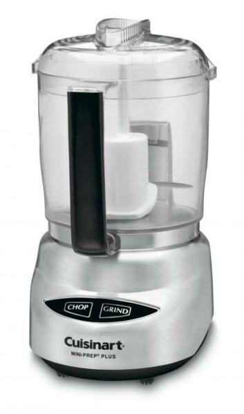 Cuisinart Food Processors Mini Prep® Plus 4 Cup Food Processor