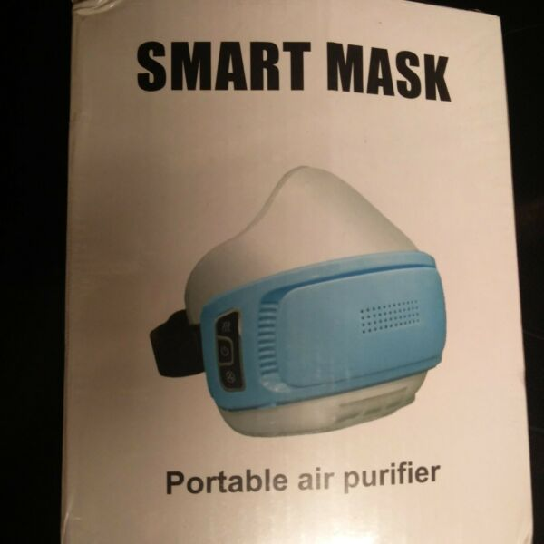 Smart Mask Rechargeable Electric Filter Mask $32.90