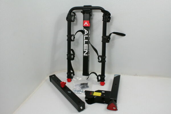SEE NOTES Allen Sports 840QR Deluxe Locking Quick Release 4 Bike Carrier $92.05