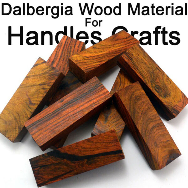 Dalbergia Wood Material for DIY Knife Handle Making amp; Others DIY Handles Crafts $22.99