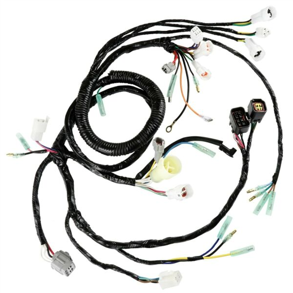 Complete Wire Harness fits Yamaha Warrior 350 YFM350X 2002 2004 5NF 82590 00 00 $37.99