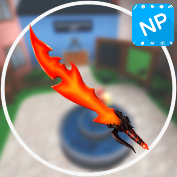 Roblox Murder Mystery 2 MM2 Heat Godly Knifes and Guns $2.98