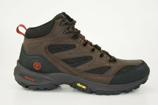 Timberland Hiking Ledge Mid Boots Men Outdoor Shoes Lace Up 57153 $162.90