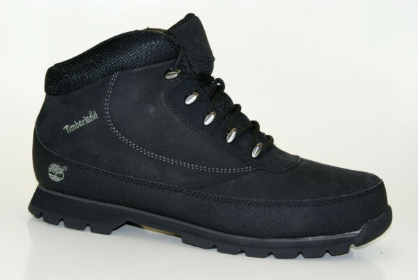 Timberland Hiking Euro Brook Hiker Boots Outdoor Men Lace Up 6705A $188.95