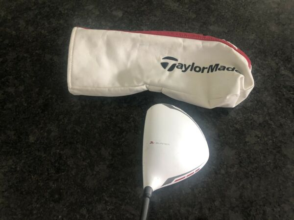 "Taylormade Burner Superfast 2.0 9.5° Driver M Flex Matrix Ozik 47"" RH NEW GRIP"