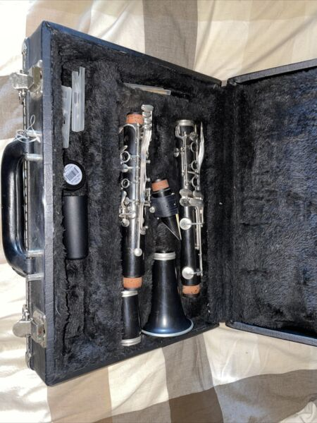 Buffet Crampon amp; Cie A Paris Clarinet With Case