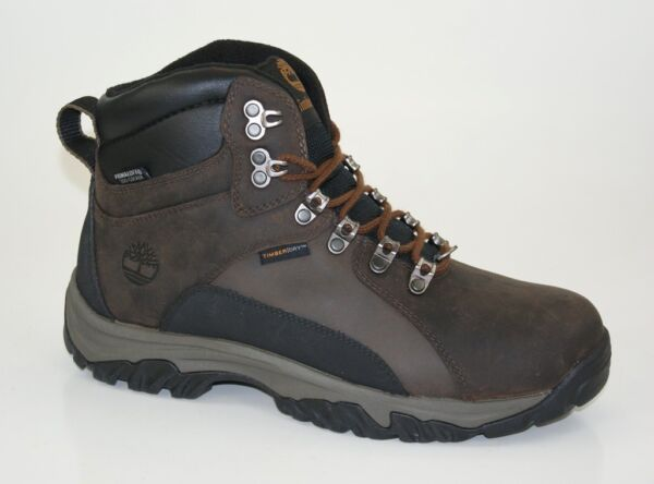 Timberland Hiking Thorton Mid Hiker Boots Trekking Men Shoes New $158.10