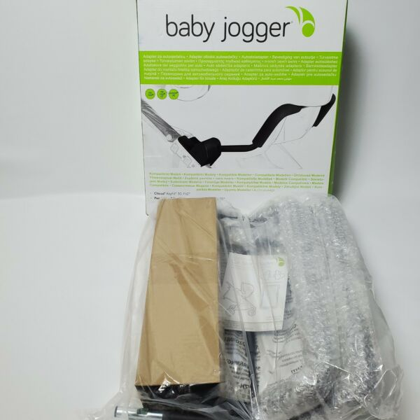 Baby Jogger Car Seat Adapter Single for Chicco amp; Peg Perego 1967207 $19.99
