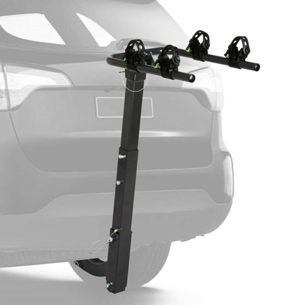 Kariyer 2 Bike Rack Bicycle Hitch Mount 2quot;Receiver Hanging Carrier Truck SUV Car $70.99