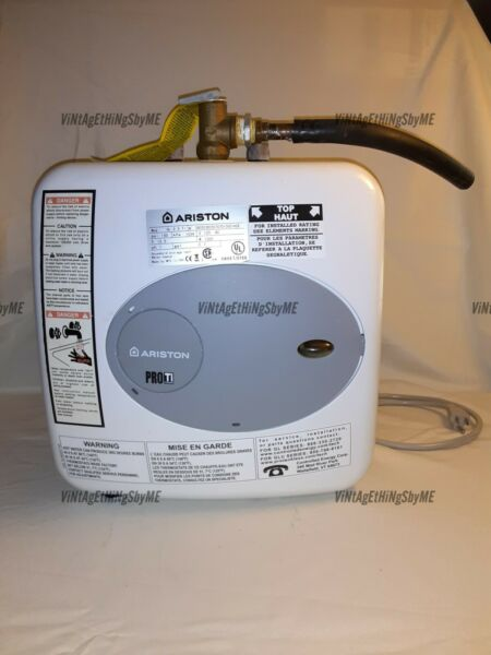 ARISTON Point of Use Tankless Water Heater GL 2.5 Instant Hot 120V 1500w 150psi $99.99