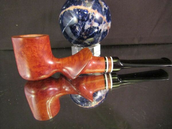 NEW Michal Novak 100 year Rare Wood Non Filter HAND MADE in Czech Stock# DM368 $134.95