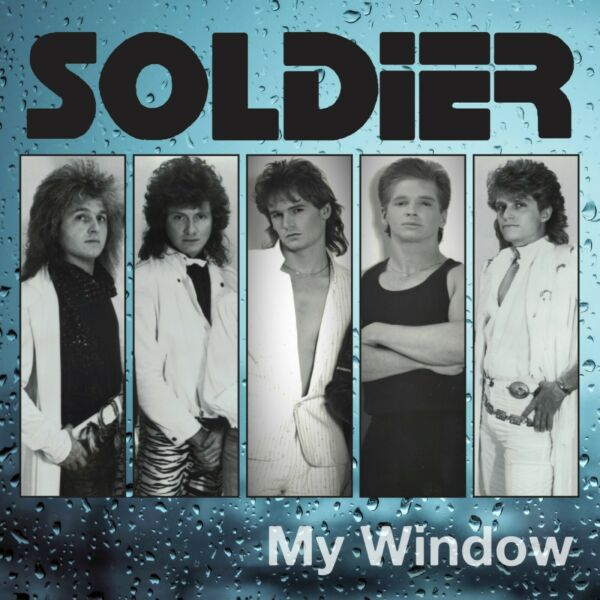 Soldier My Window CD Boudreaux Bad Boys The Take Palace Hair Metal Hard Rock $14.99