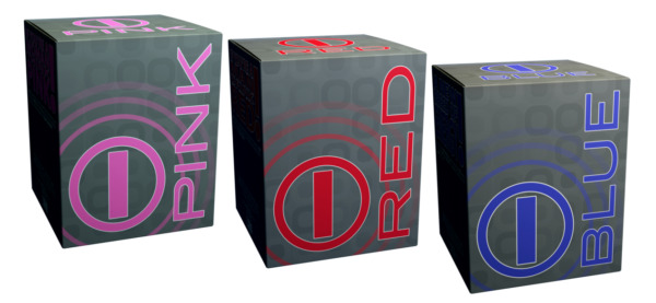 I BLUE I PINK I RED Energy Drink All Natural For Mind and Body Support BHIP $199.99