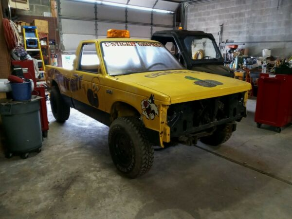TOUGH TRUCK 4X4 racer fully customized Chevy S10 $10000.00