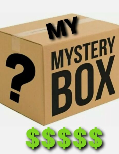 SURPRISE MISTERY DOG MEDIUM BOX Could Be dog food treats toysamp; more MSRP $75 $49.99
