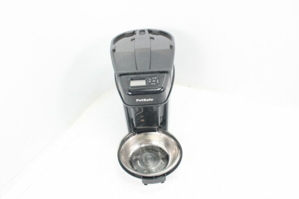 SEE NOTES PetSafe Healthy Pet Simply Feed Automatic Dog Cat Feeder $70.98