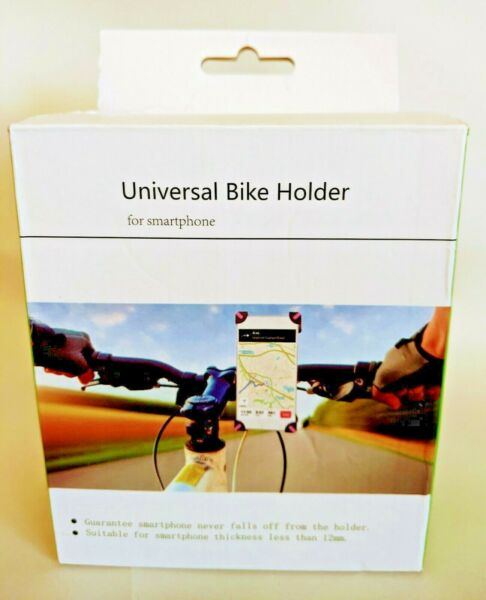 UNIVERSAL BIKE HOLDER FOR SMARTPHONE GPS and OTHER DEVICES FREE Samp;H $6.95