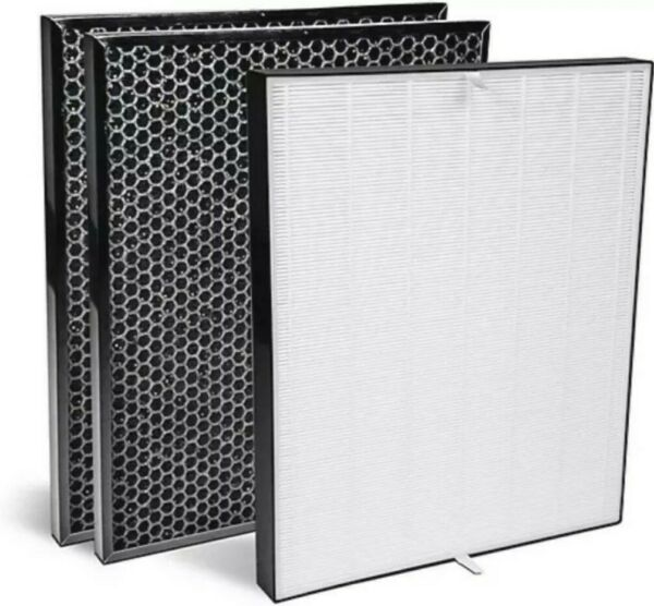 Air Doctor Airdoctor 3 Genuine Replacement HEPA amp; Carbon Filters ADF3001 ADF3002 $104.99