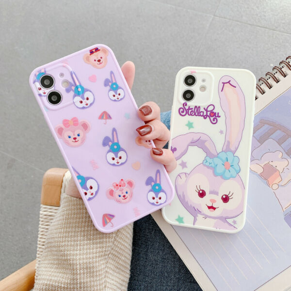 Stellalou Phone Case Cover For Apple iPhone 11 12 Pro Max 7 8 XR Cute Soft $9.99
