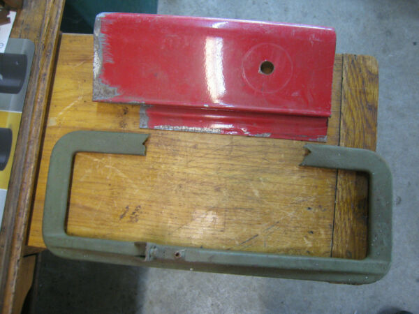 1932 Ford Grill Shell Patch amp; Cowl Vent Drain Piece Hot Rod Rat Rod Street Rod