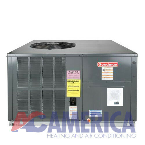 3 Ton Gas Pack All in One Package Unit Goodman 14 Seer GPG1436060M41 $2993.00