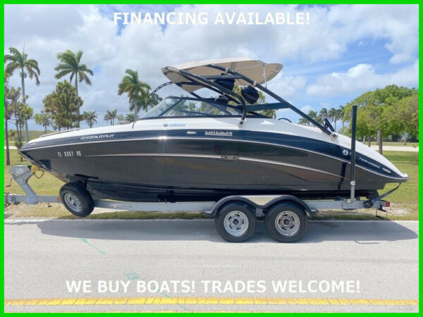 2014 YAMAHA 242 LIMITED S ONLY 141 HOURS $52700.00