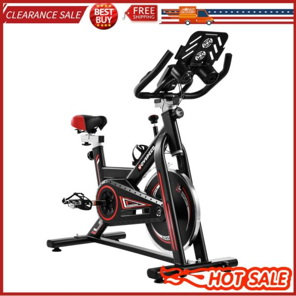Cycling Fitness Stationary Bike Exercise Bicycle Cardio Home Indoor Thin Body $157.99