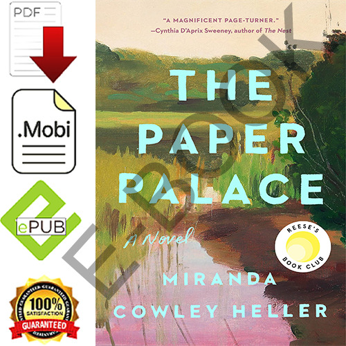 The Paper Palace: A Novel by Miranda Cowley Heller 🔴 Quick Delivery 🔴