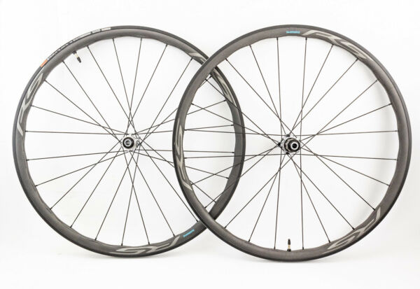 Shimano WH RS770 Disc Tubeless Wheelset Carbon 700c 12 142 100mm Thru CL 11s $549.99