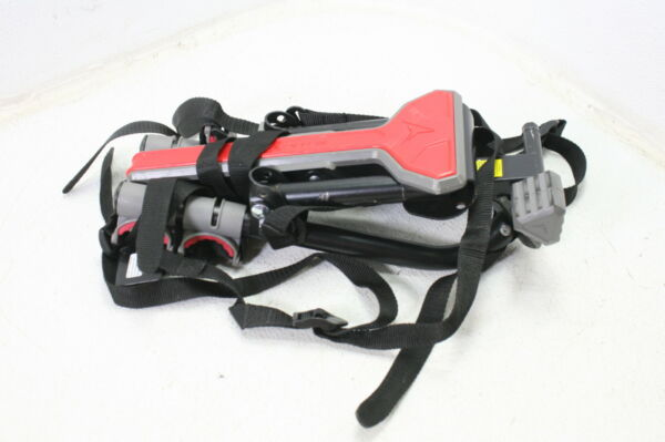 SEE NOTES Allen Sports MT 2 Ultra Compact Folding 2 Bike Trunk Mount Rack Red $27.99
