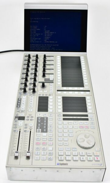 Euphonix Avid S5 System 5 5 MC CM401 Fader Module Works FAST SHIPPING $1500.00
