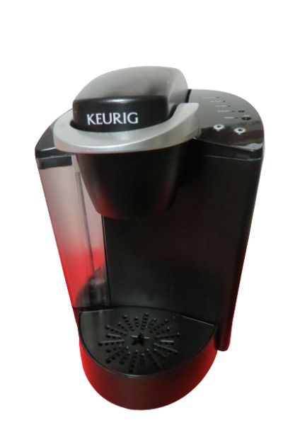 Keurig Black And Silver Single Serve Coffee Maker Model B40 Tested Clean 1500W
