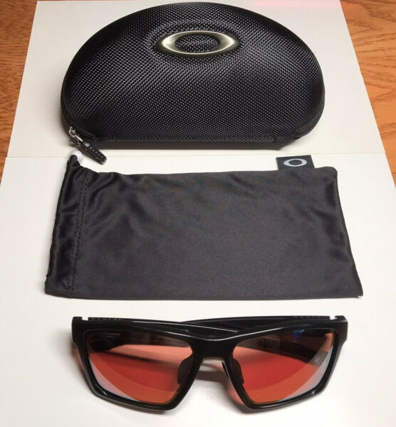 Oakley Targetline Prizm Golf Sunglasses With New Hard Case And Micro Fiber Pouch $70.00