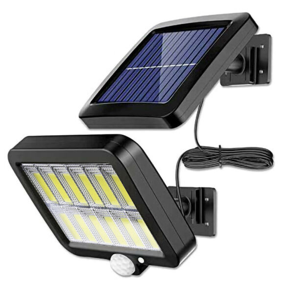 Solar Street Light Outdoor Commercial 120000lm Ip65 Waterproof Dusk to Dawn Lamp $24.59