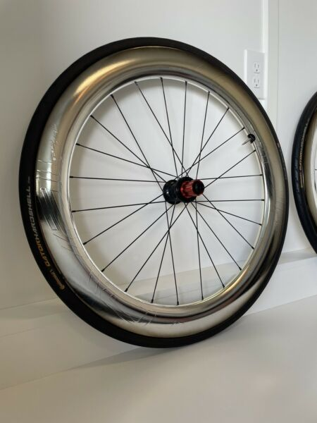 Specialized Roval SLX Carbon 2bliss clinchers disc 64mm 11 spd CustomSilver $1599.00