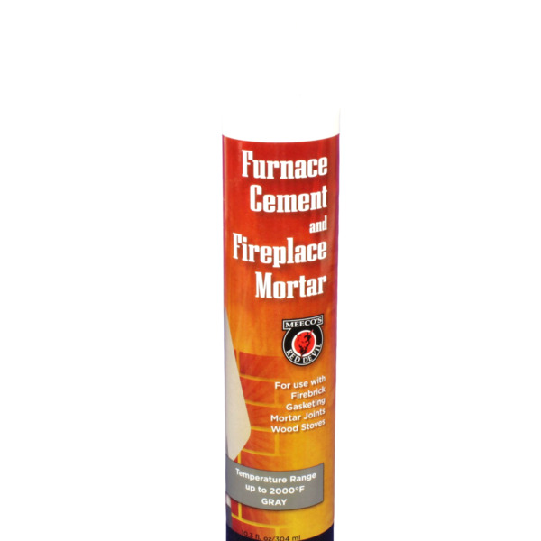 MEECO#x27;S RED DEVIL 121 Furnace Cement and Fireplace Mortar $12.91