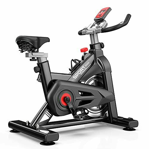 Indoor Exercise Bike Stationary 35 LBS Flywheel450 LBS Super Support LCD $386.49