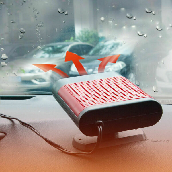 Car Auto Portable Electric Heater Heating Cooling Fan Defroster Demister US $14.99
