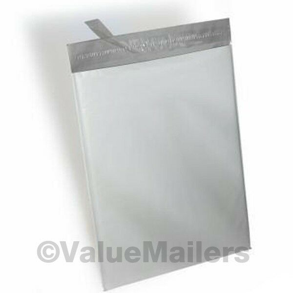 100 14.5x19 Poly Mailers Envelopes Shipping Bags 2.6 Mil FREE EXPEDITED SHIPPING