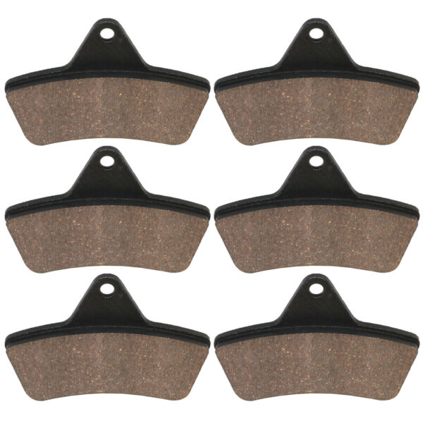 Brake Pads for Arctic Cat 250 300 400 500 2X4 4X4 Front Rear 1998 2004 $13.84