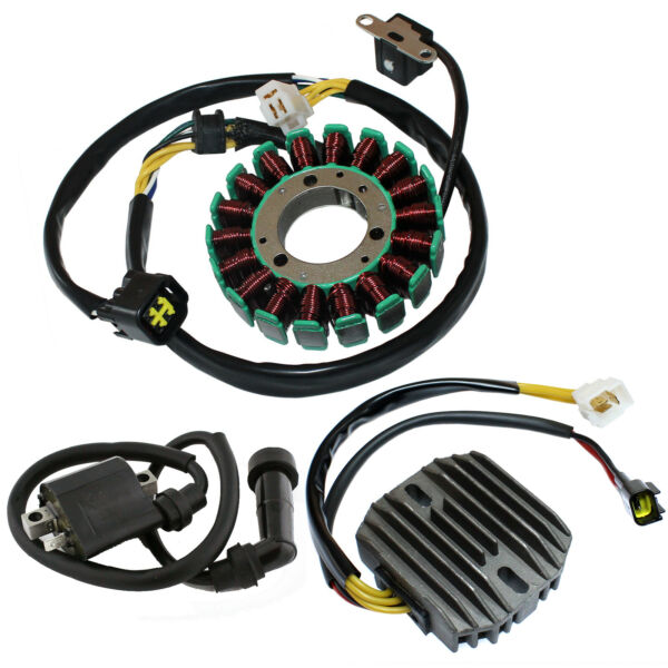 Stator amp; Rectifier W Ignition Coil for Suzuki DRZ400 DR Z400S 2004 2009 2011 16 $56.50