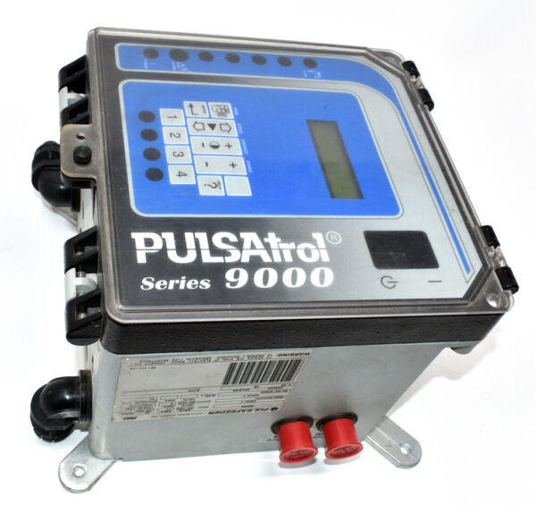 Pulsafeeder MB9210 Boiler System Controller MB9210XXXXBX Pulsatrol Series 9000