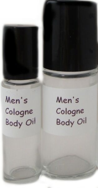 Burberry Touch for Men type Cologne Body Oil 2 sizes available $14.99