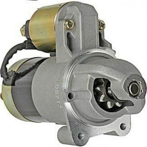 New Starter for John Deere Tractor 316 318 420 Onan eng