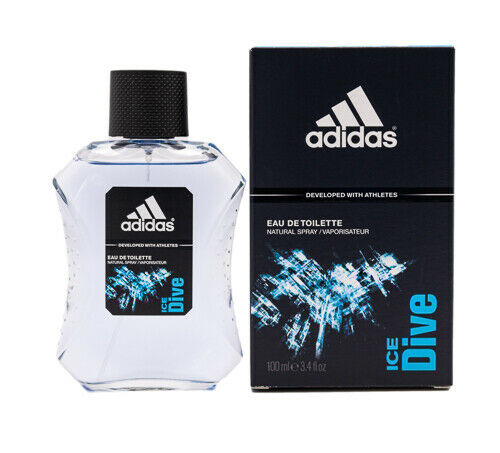 Adidas Ice Dive by Adidas Cologne for Men 3.4 oz New In Box $7.70